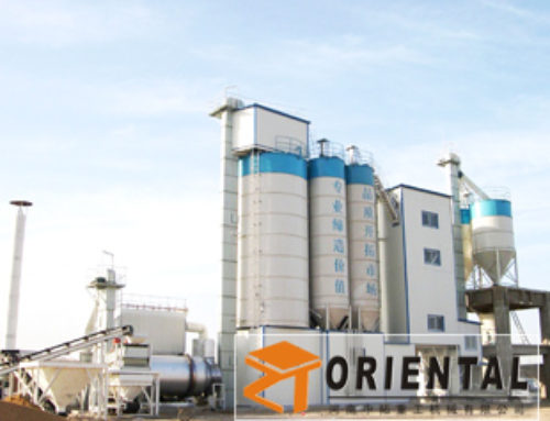 Full Automatic Dry Mortar Mix Plant