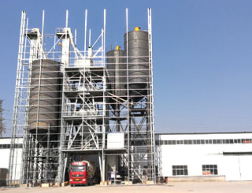 Tower Type Full Automatic Dry Mortar Mix Plant