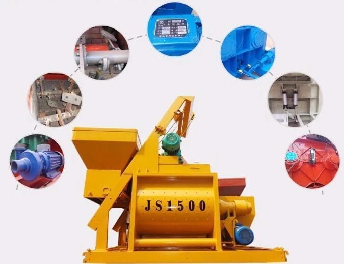 JS Concrete mixer