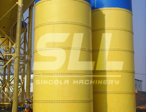 Mobile steel cement silo supplier philippines